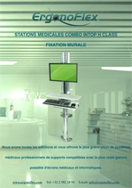 INTOP Combo Medical Stations H Class height adjustable wall mount
